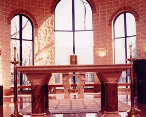 st jane altar